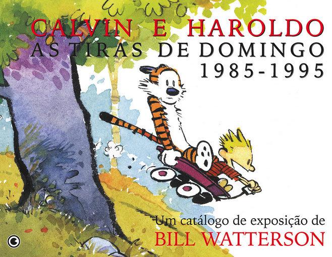 Calvin e Haroldo - As tiras de Domingo 1985-1995
