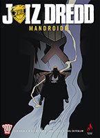 Juiz Dredd - Mandroide