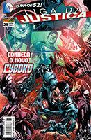 Liga da Justiça # 28