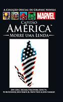 A Coleção Oficial de Graphic Novels Marvel # 32 - Capitão América - Morre uma lenda
