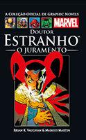 A Coleção Oficial de Graphic Novels Marvel # 33 - Doutor Estranho - O juramento