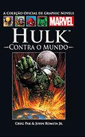 A Coleção Oficial de Graphic Novels Marvel # 34 - Hulk contra o mundo