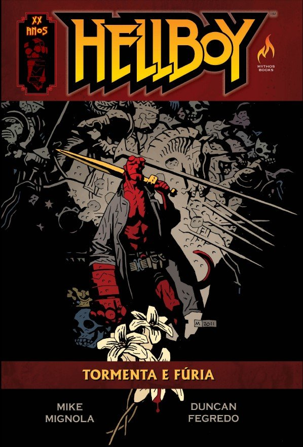 Hellboy - Tormenta e Fúria