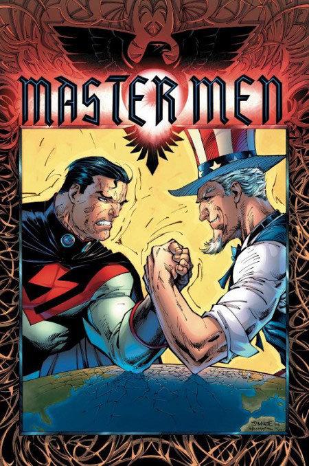 Multiversity - Mastermen # 1