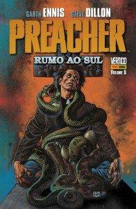 >Preacher – Volume 5 – Rumo ao Sul