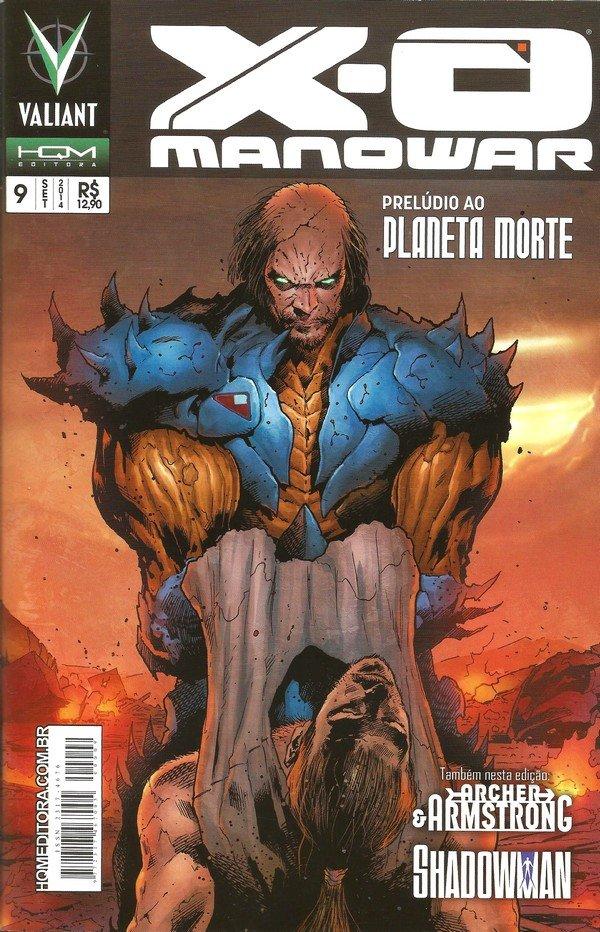 Valiant Comics X0_manowar_9