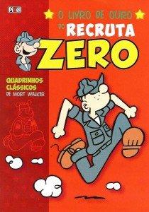 O Livro de Ouro do Recruta Zero – Volume 1