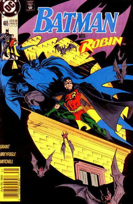 Batman # 465
