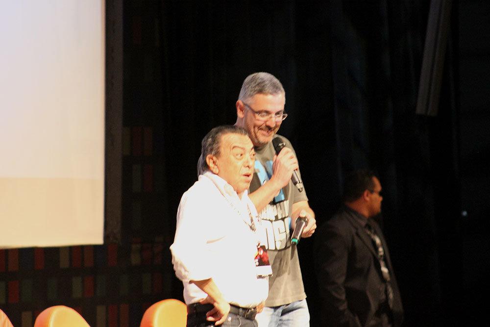 Mauricio de Sousa na CCXP