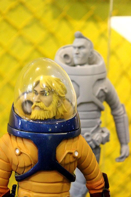Estatueta do Astronauta