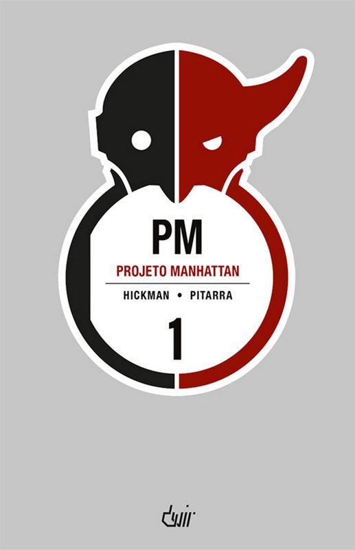 Manhattan Projects - Volume 1