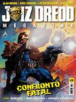 Juiz Dredd Megazine # 18