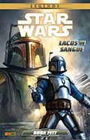 Star Wars Legends - Boba Fett - Laços de sangue