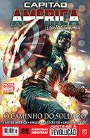 Capitão América & Gavião Arqueiro # 15