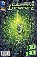 Lanterna Verde # 29