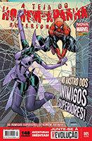A Teia do Homem-Aranha Superior # 5