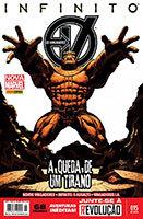 Os Vingadores # 15