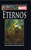 A Coleção Oficial de Graphic Novels Marvel # 35 - Eternos