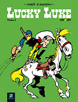 Lucky Luke - Volume 4: 1956-1957