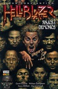 Hellblazer - Infernal - Volume 3 - Anjos e demônios
