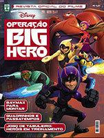 Operação Big Hero - Revista Oficial do Filme