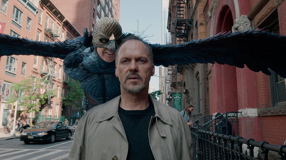 Cena de Birdman