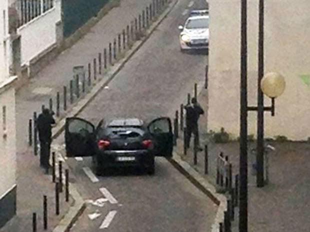 Ataque à revista Charlie Hebdo