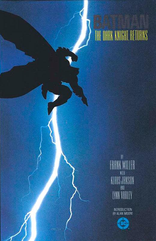 Batman - Dark Knight Returns # 1