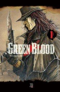 Green Blood # 1