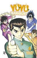 Yu Yu Hakusho # 4