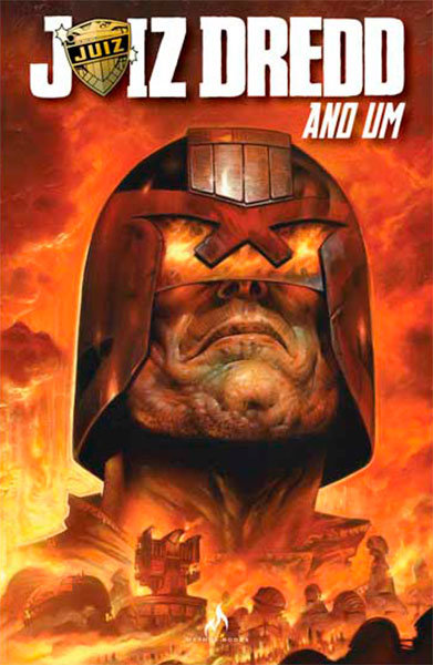 Juiz Dredd - Ano Um