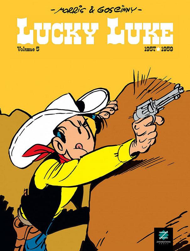 Coleção Lucky Luke - Volume 5 - 1957-1959