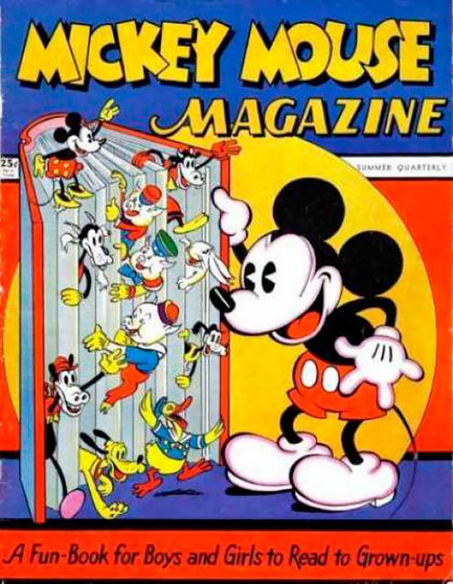 Mickey Mouse Magazine
