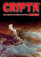 Cripta – Os clássicos de horror da revista Eerie – Volume 4