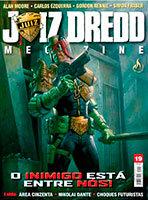 Juiz Dredd Megazine # 19