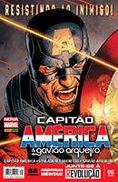 Capitão América & Gavião Arqueiro # 16