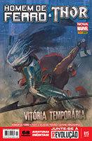 Homem de Ferro & Thor # 15