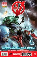 Os Vingadores # 16