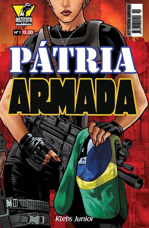 Pátria Armada # 1