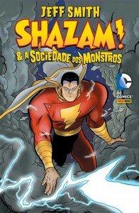 Shazam! & A Sociedade dos Monstros