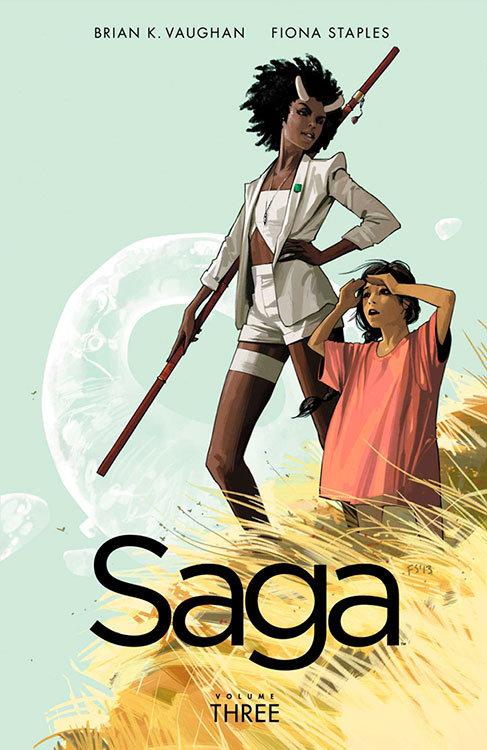 Saga - Volume 3