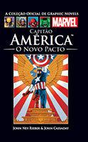A Coleção Oficial de Graphic Novels Marvel # 37 - Capitão América - O Novo Pacto