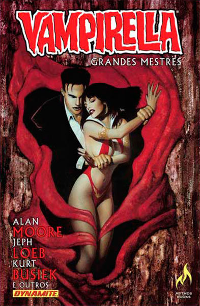 Vampirella - Grandes Mestres