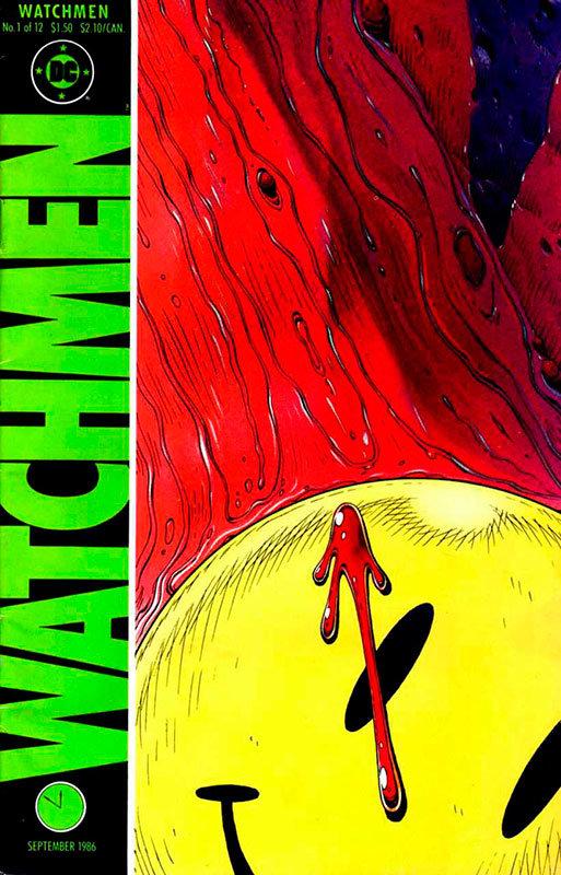 Watchmen # 1