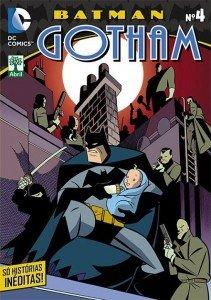 Batman - Gotham # 4