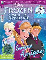 Frozen - Uma Aventura Congelante # 1