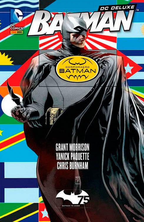 DC Deluxe Batman - Volume 5 - Corporação Batman
