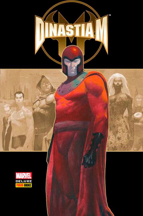 Marvel Delux – Dinastia M