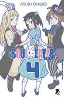 Soul Eater NOT # 4