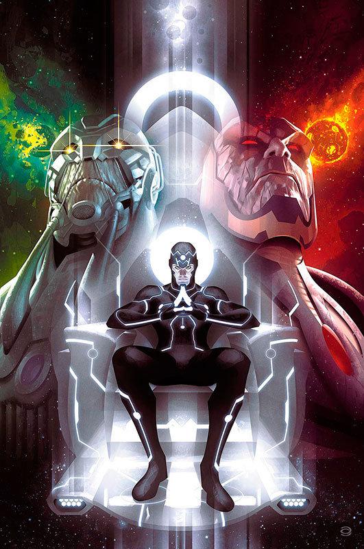 Justice League # 40